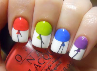 Nails Balloons
