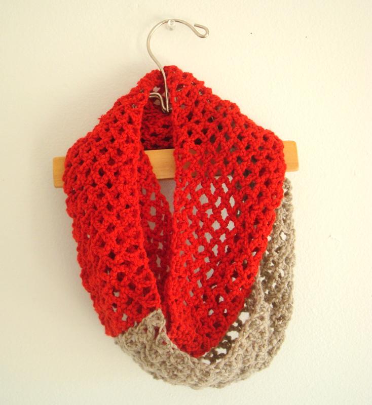 28 Infinity Scarf Knitting Patterns - The Funky Stitch